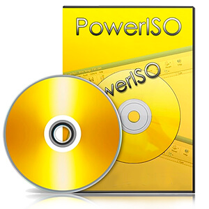 PowerISO Crack 7.8 With Serial Key [Latest 2021] Free Download