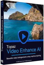 Topaz Video Enhance AI Crack 2.0.0 [Latest 2021] Download