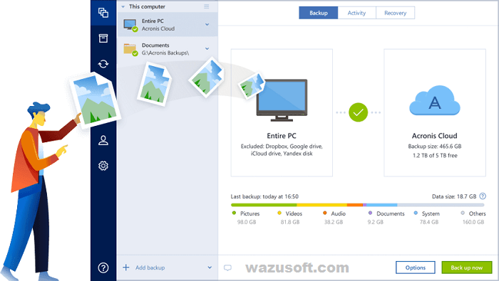 Acronis True Image 2021 Build 32010 With Crack [Latest 2021] Download