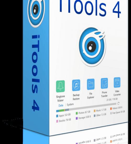 iTools Crack 4.5.0.6 {100% Lifetime} Full Activation License Key Latest