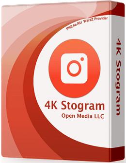 4k Stogram Crack 3.3.3.3510 License Key [Latest 2021] Download