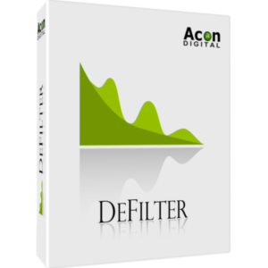 Acon Digital DeFilter 2.0.8 Crack Plus Torrent [Latest 2021] Free Download