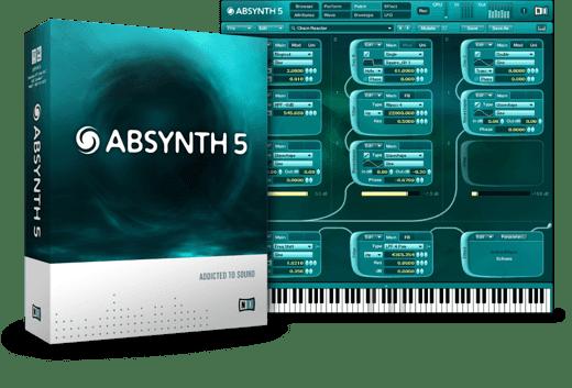 Absynth VST 5.3.4 Crack Full Version + Torrent 2021 Download