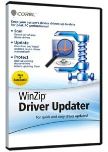 WinZip Driver Updater 5.36.2.24 With Crack 2021 Free Download